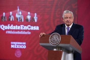 Plantea AMLO ampliar Zona Libre de impuestos