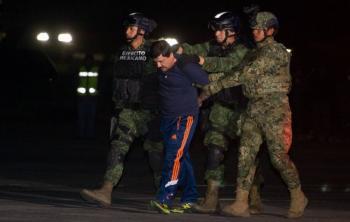 """""""El Chapo"""" traficó cocaína a través de tiburones congelados en el 2009"""