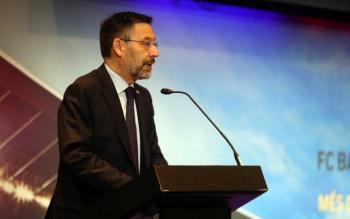 Bartomeu se niega a dimitir como presidente del Barcelona