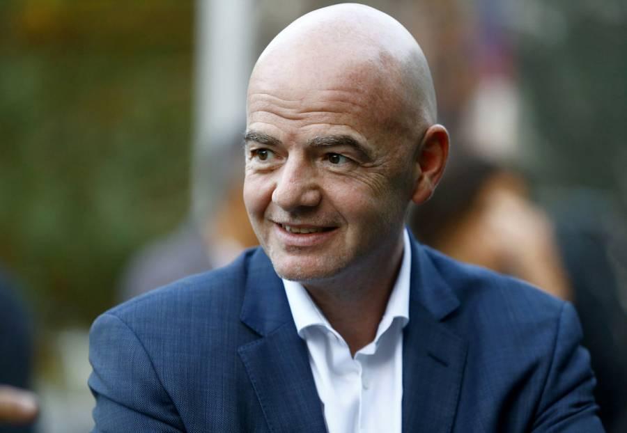 El presidente de la FIFA, Gianni Infantino, da positivo a Covid-19