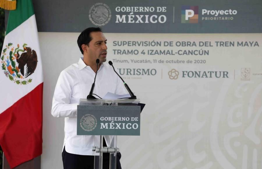 Gobernador de Yucatán, Mauricio Vila, da positivo a coronavirus