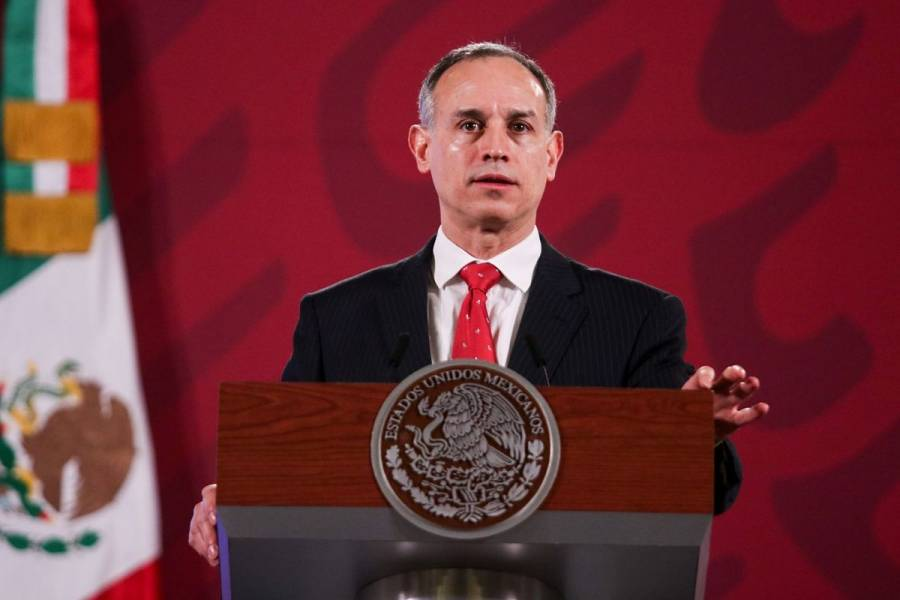 Gobierno federal no hace distinción en apoyo a entidades durante pandemia: Hugo López-Gatell