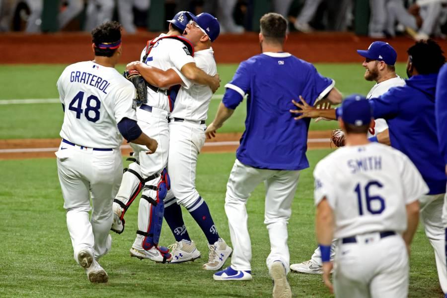 32 años después, los Dodgers se coronan en la Serie Mundial