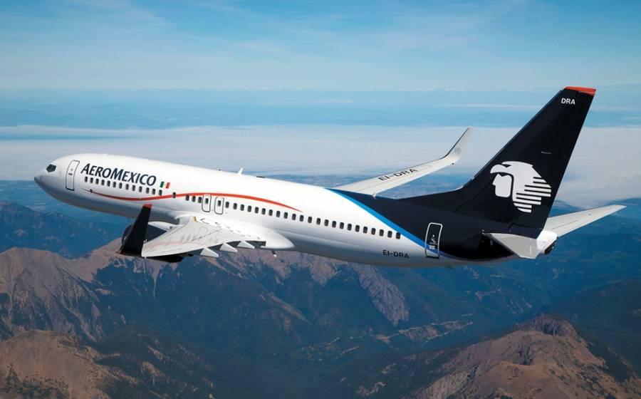 Autoriza Corte de EU a Aeroméxico despedir a unos 700 sobrecargos