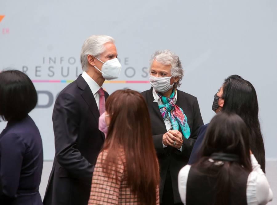 Rechaza Sánchez Cordero que 2020 será el año con más feminicidios