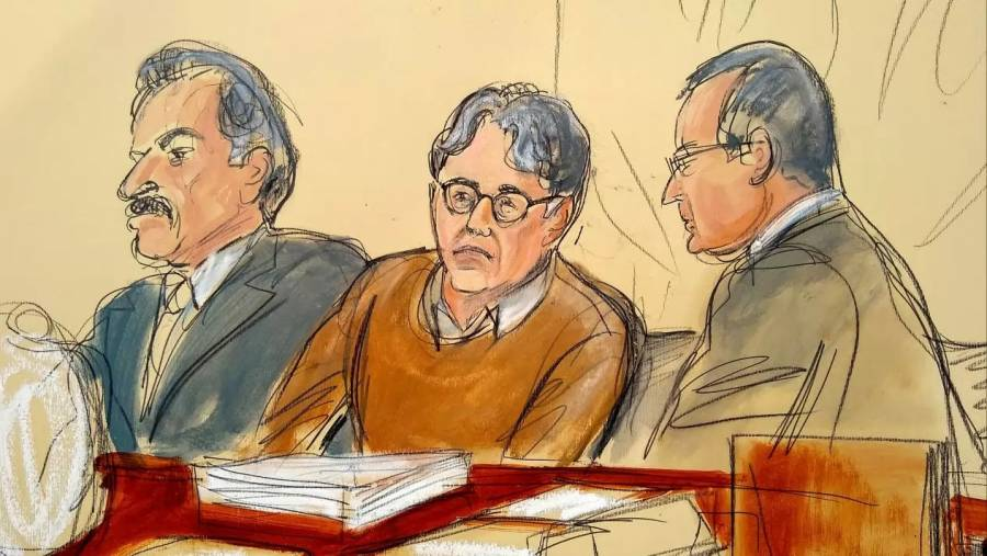 Sentencian a Keith Raniere a 120 años de prisión