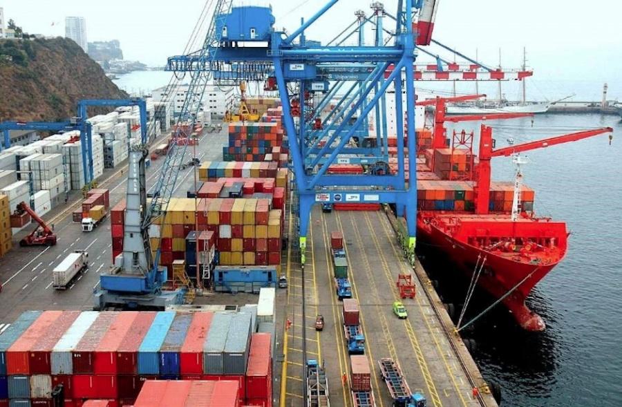 Reporta Inegi que exportaciones avanzan 3.7%