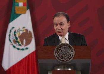 Ratifica senado renuncia de Alfonso Durazo; Se pospone comparecencia