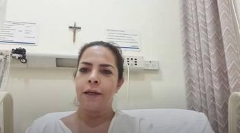 Ana María Alvarado confiesa su temor al padecer COVID-19