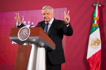 AMLO señala a El País, aliado de MCC