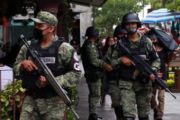 Detienen a 6 agentes de la Guardia Nacional por muerte de mujer en Delicias, Chihuahua