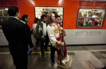 Cerrarán acceso al Metro Hidalgo por celebración de San Judas Tadeo