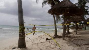 Activan Plan Marina en Quintana Roo y Yucatán luego de huracán Zeta