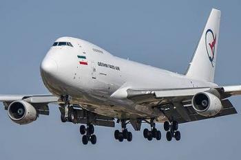 Avión iraní aterriza en Venezuela causando conflicto con EU