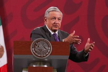 AMLO califica de electoral amenaza de la Alianza Federalista