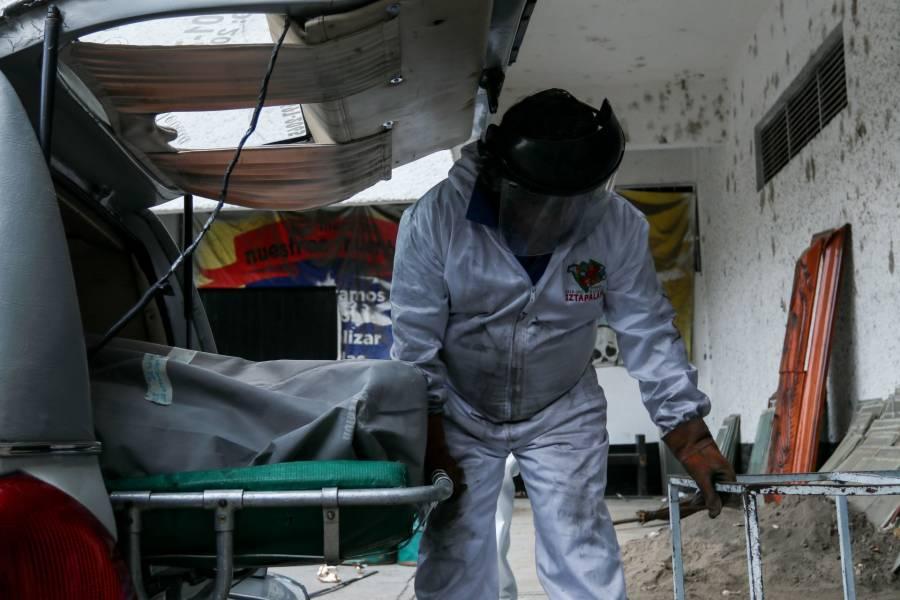 Aumentan cremaciones en México durante la pandemia