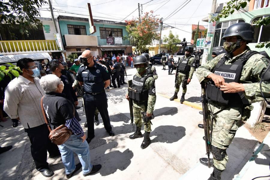 Por linchamiento de Adela CNDH pone en foco rojo a Puebla