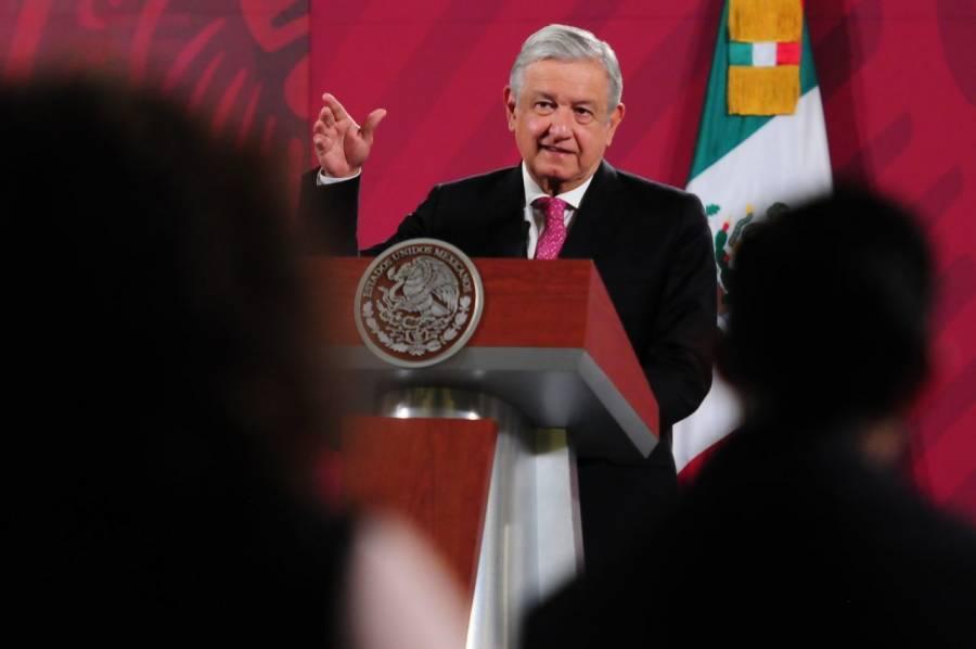 Se recibirá como héroes a migrantes que vengan a pasar fin de año a México, adelanta AMLO