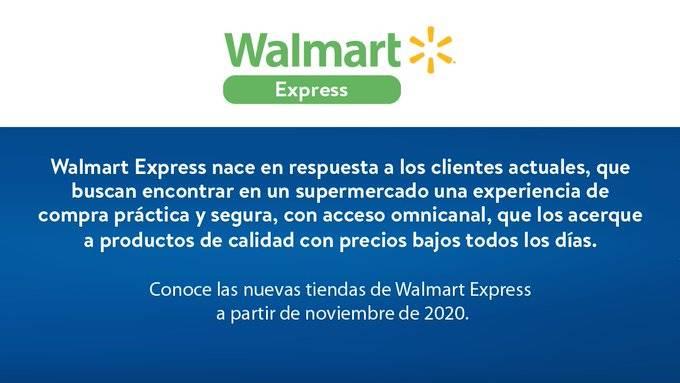 Desaparece Superama y se convierte en Walmart Express