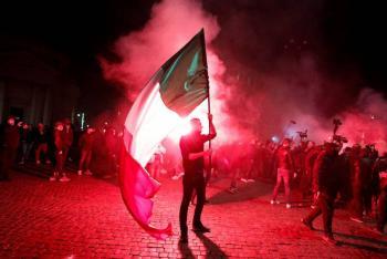 Europa se alza contra medidas  antiCovid y falta de reconocimiento