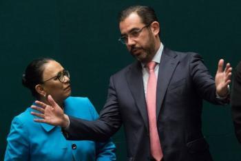 Interpol emite ficha roja para localizar a Jesús Orta y Frida Martínez