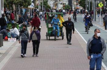 Colombia extiende aislamiento selectivo hasta noviembre