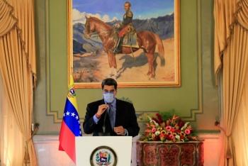 Maduro pone fecha a vacunación; iniciará en abril