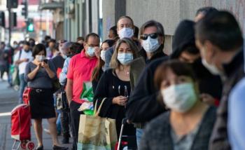 En Nuevo León podrán detener a quien no use cubrebocas