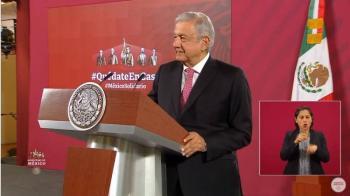 Se puede ahorrar más en consulta ciudadana; que partidos aporten, dice AMLO a INE