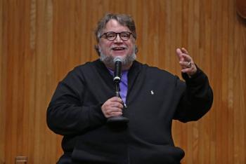 Guillermo del Toro celebra realización del FICM
