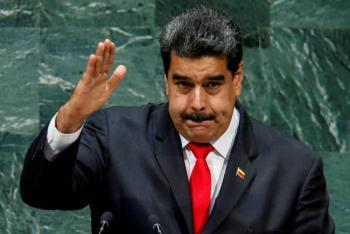 Maduro prevé vacunación contra COVID-19 en abril