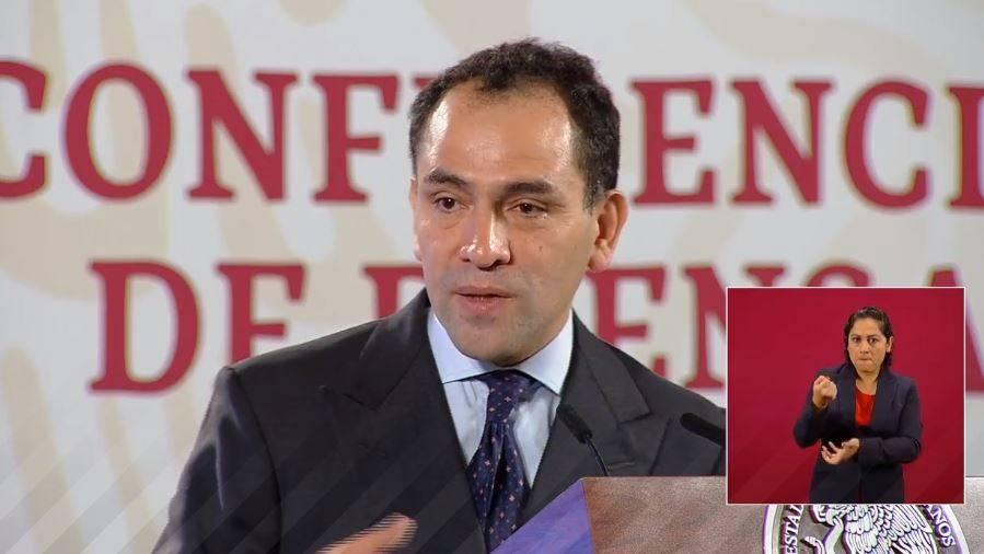 Se comprarán 32 mil mdp en medicamentos a través de la ONU: Arturo Herrera