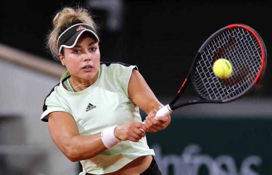 La tenista Renata Zarazúa gana el Premio Nacional del Deporte 2020