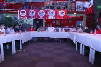 Jóvenes progresistas de RSP alistan brigada digital en CDMX