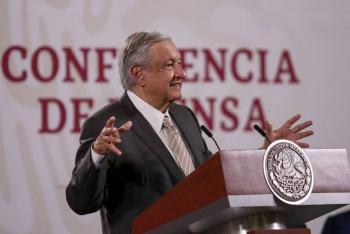 """""""Se da asistencia consular pero no recursos para pagar juicios"""": AMLO sobre Salvador Cienfuegos"""