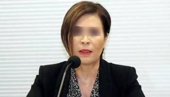 Alistan nueva estrategia de defensa para Rosario Robles