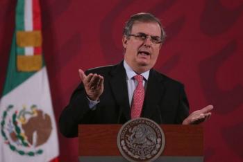 México dio a conocer descontento a EEUU por no informar sobre detención de Salvador Cienfuegos: SRE