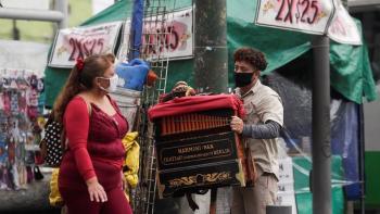 México reporta 912 mil casos de Covid-19 y casi 91 fallecidos