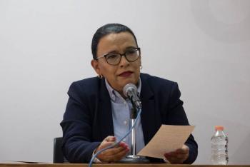 AMLO propondrá a Rosa Icela Rodríguez para sustituir a Alfonso Durazo
