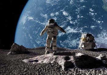 Misiones a la Luna también se juegan mucho en las elecciones de EEUU