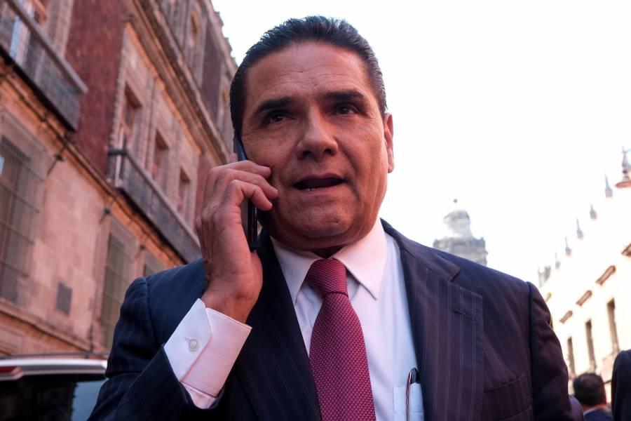 Segob acusa a Silvano Aureoles de violar la Constitución por comentarios sobre Trump