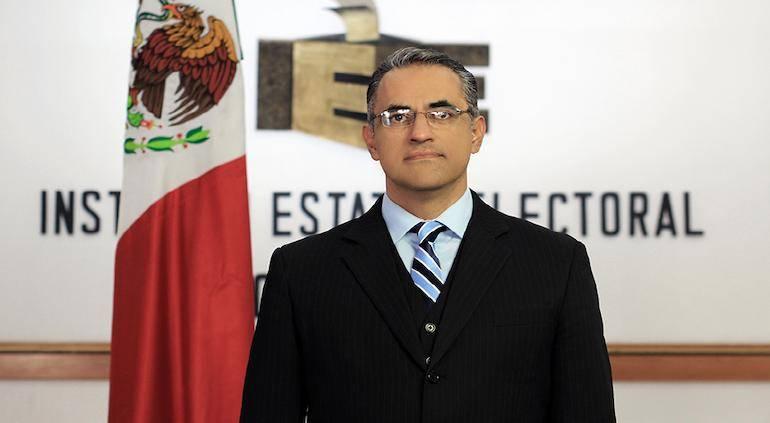 Por COVID-19, muere presidente del Instituto Electoral de Chihuahua