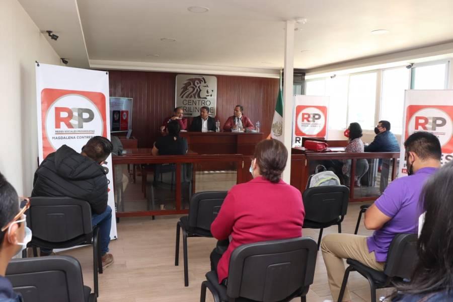 RSP CDMX debe ser un partido en movimiento: Juan Pablo Aguilera