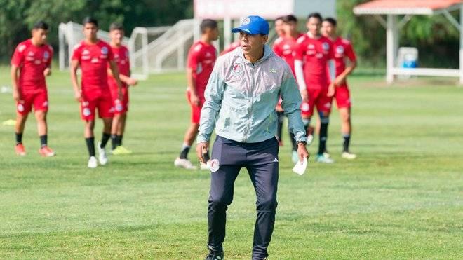 Luis García nuevo DT de Atlético San Luis