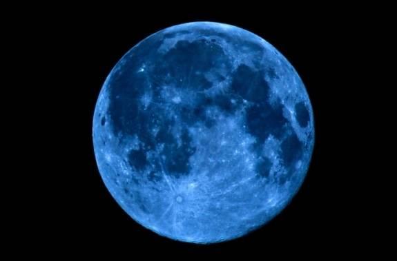 """Así se desarrolla la """"luna azul"""", fenómeno que se apreciará en Halloween"""