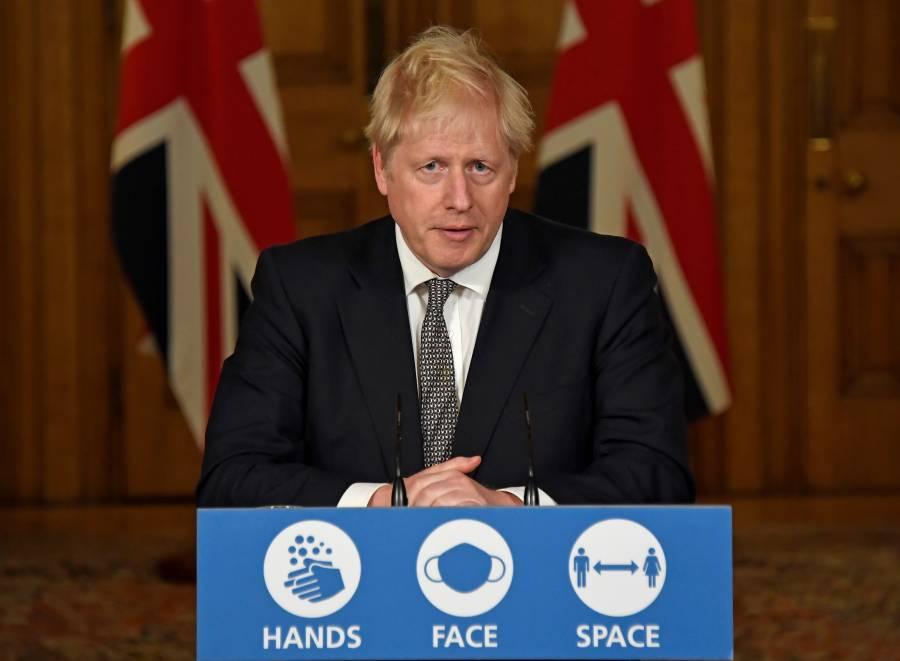 Reino Unido decreta nuevo confinamiento nacional hasta diciembre