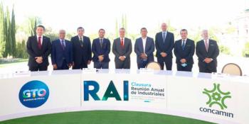 Guanajuato se consolida como plataforma económica y logística de calidad mundial: Rodríguez Vallejo
