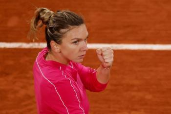 Simona Halep, número dos del tenis femenino mundial, da positivo a COVID-19
