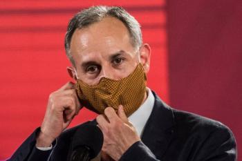 """Para López-Gatell, """"no es apropiado"""" sancionar a quienes no usen cubrebocas"""