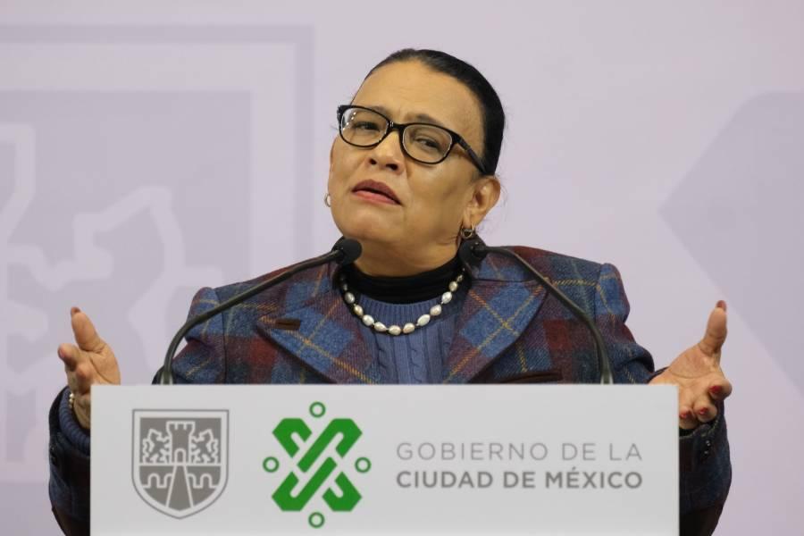 """Para el PAN, """"deja mucho que desear"""" designación de Rosa Icela Rodríguez para la SSPC"""